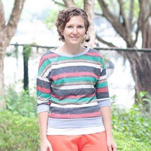 Slouchy Sweatshirt Pattern Release