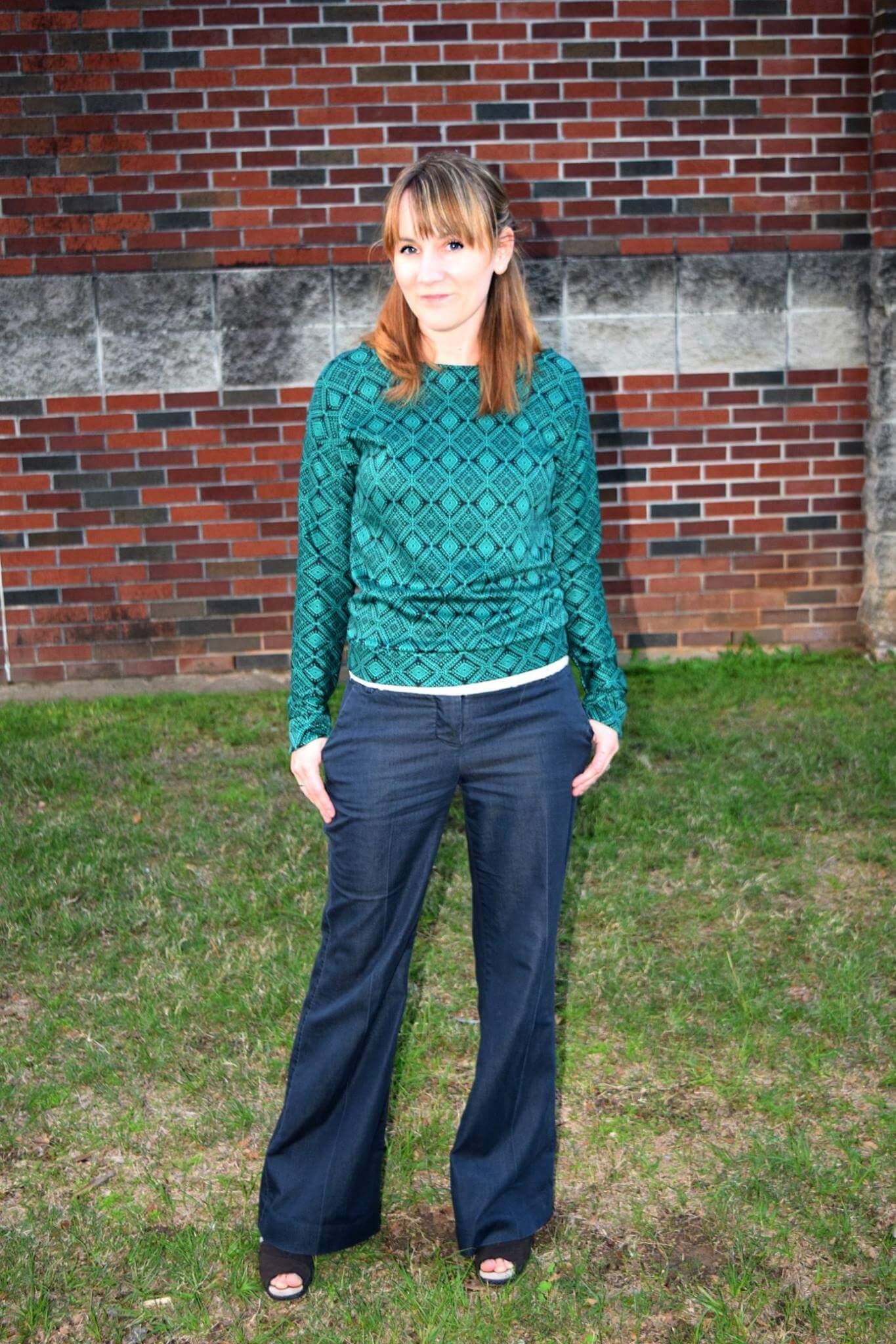 sloucy sweatshirt 13