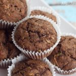 Sorta Sweet Tea and Zucchini Muffin Recipe
