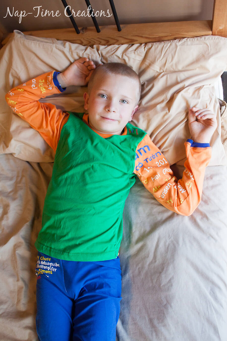 upcycling t-shirts to pjs 2
