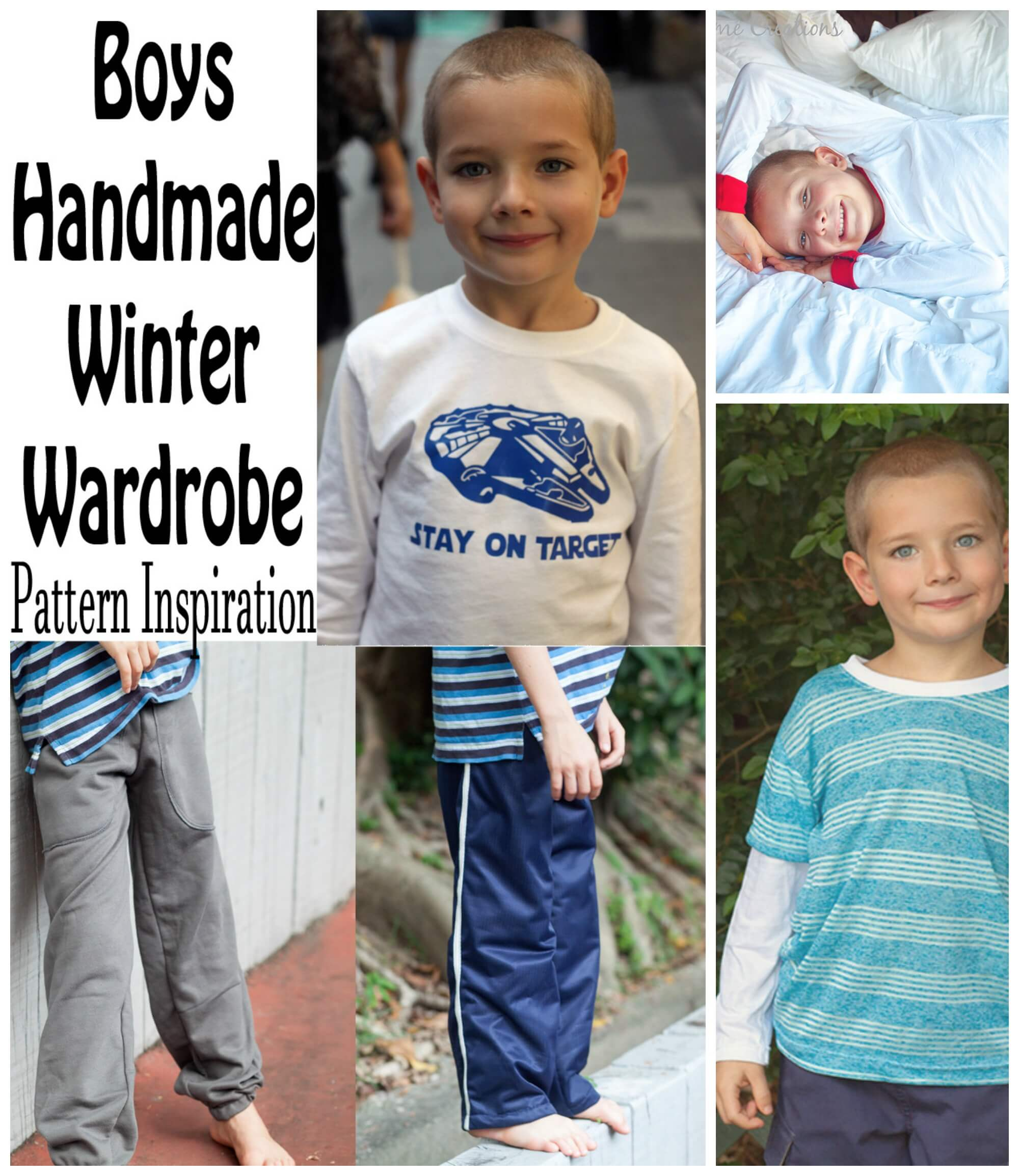 Handmade boys clothes winter free silhouette file life sew savory boys handmade clothes for winter free patterns from nap time creations jeuxipadfo Images