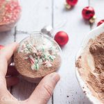 Homemade Hot Chocolate Ornament Gift