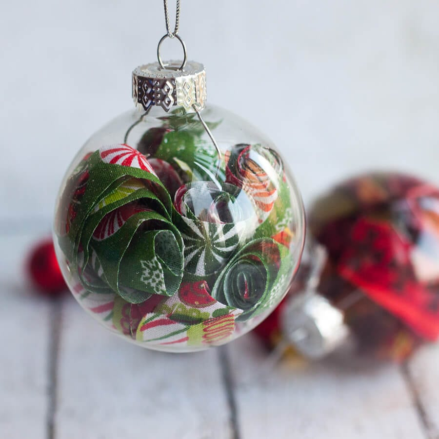Fun Filled Ornament Ideas