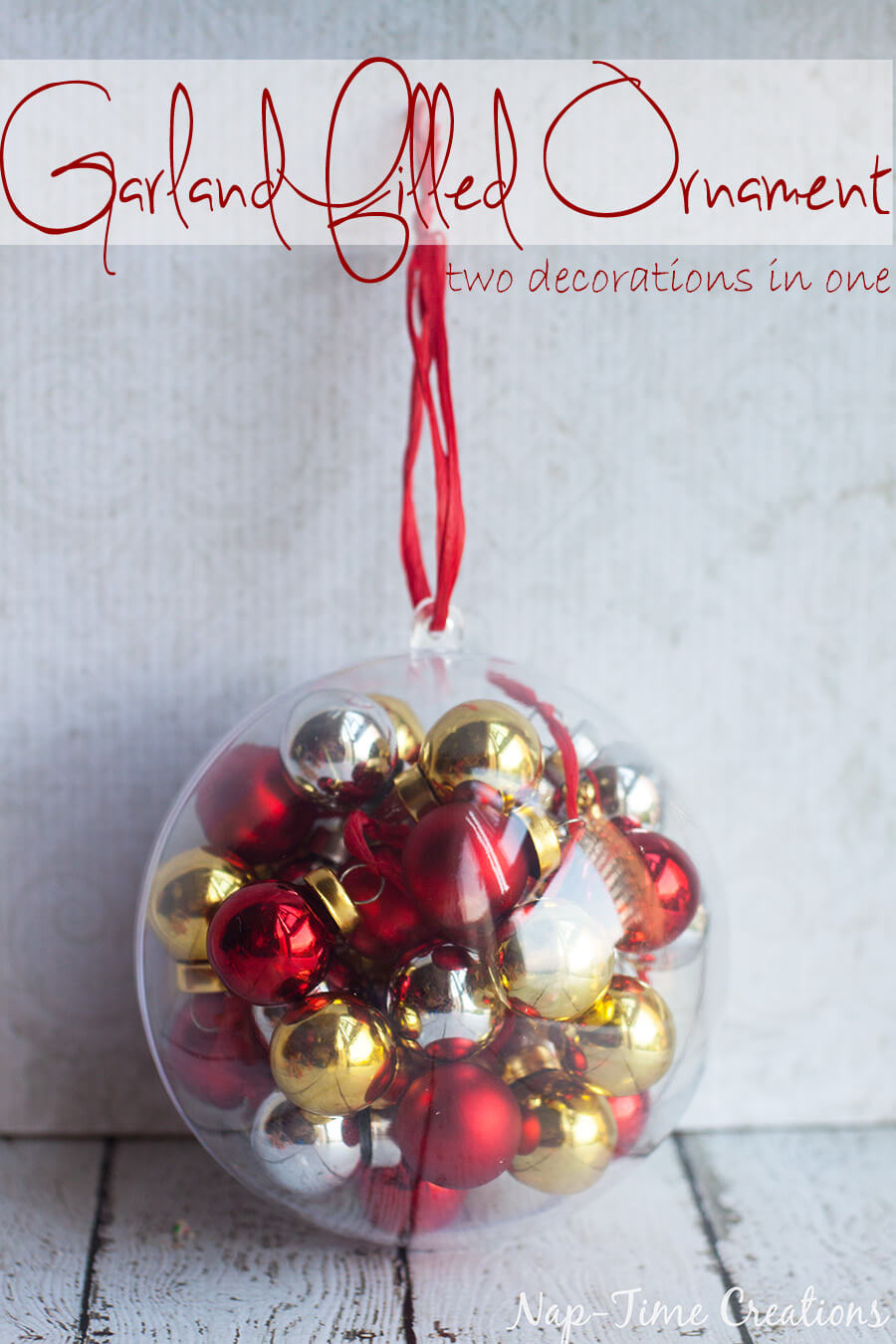 fun filled ornament ideas