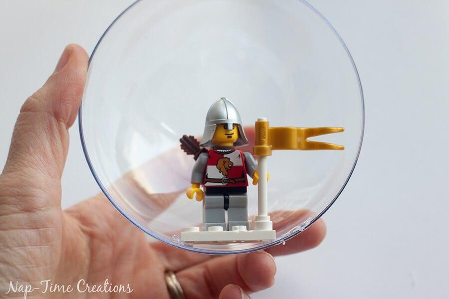 lego ornament gift idea