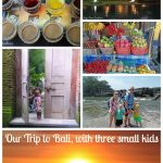 Christmas in Bali {with three small kids}