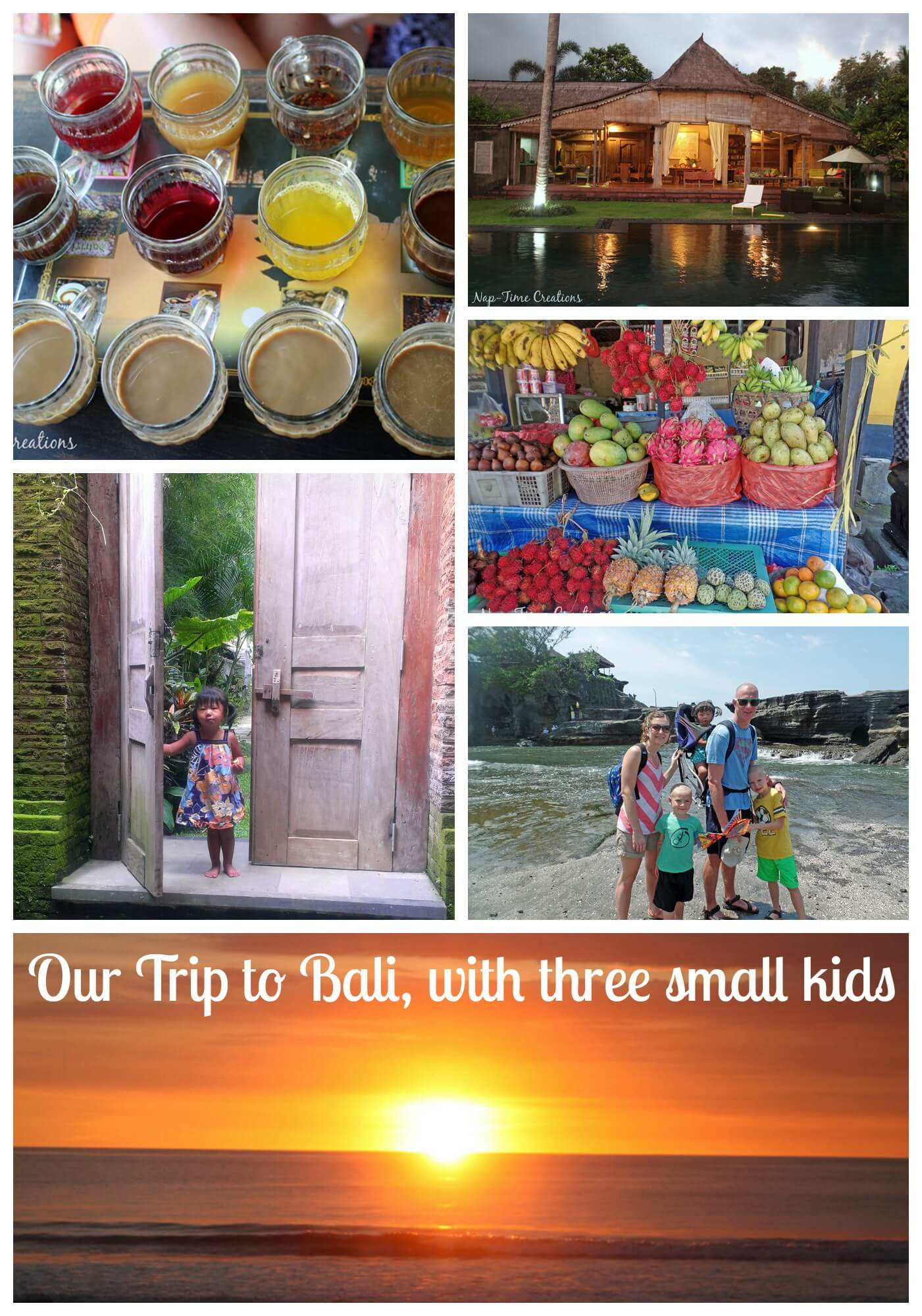 Christmas in Bali from Nap-Time Creations
