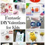 Fantastic DIY Valentines for Kids