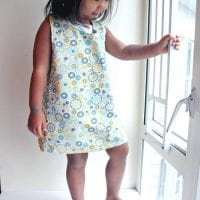 photograph regarding Free Printable Pillowcase Dress Pattern named Sewing Styles for Small children - Absolutely free for Summer season - Daily life Sew Savory
