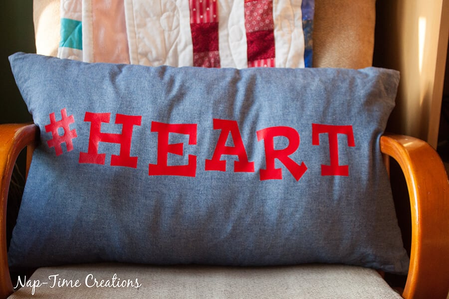 hashtag valentines pillows 4