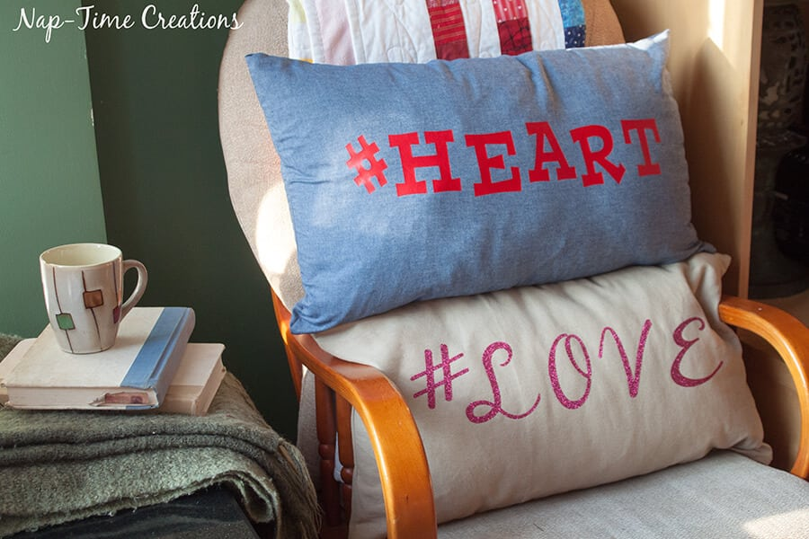 hashtag valentines pillows 5