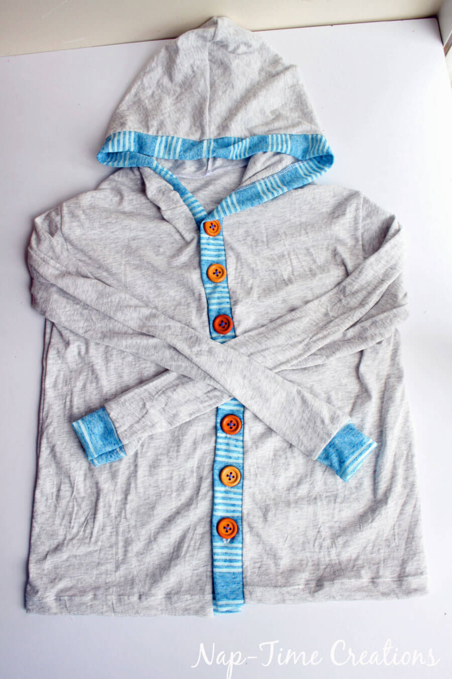 Hooded-T-Shirt-Free-Pattern-for-Kids-3
