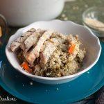 AD Italian Quinoa Chicken Salad