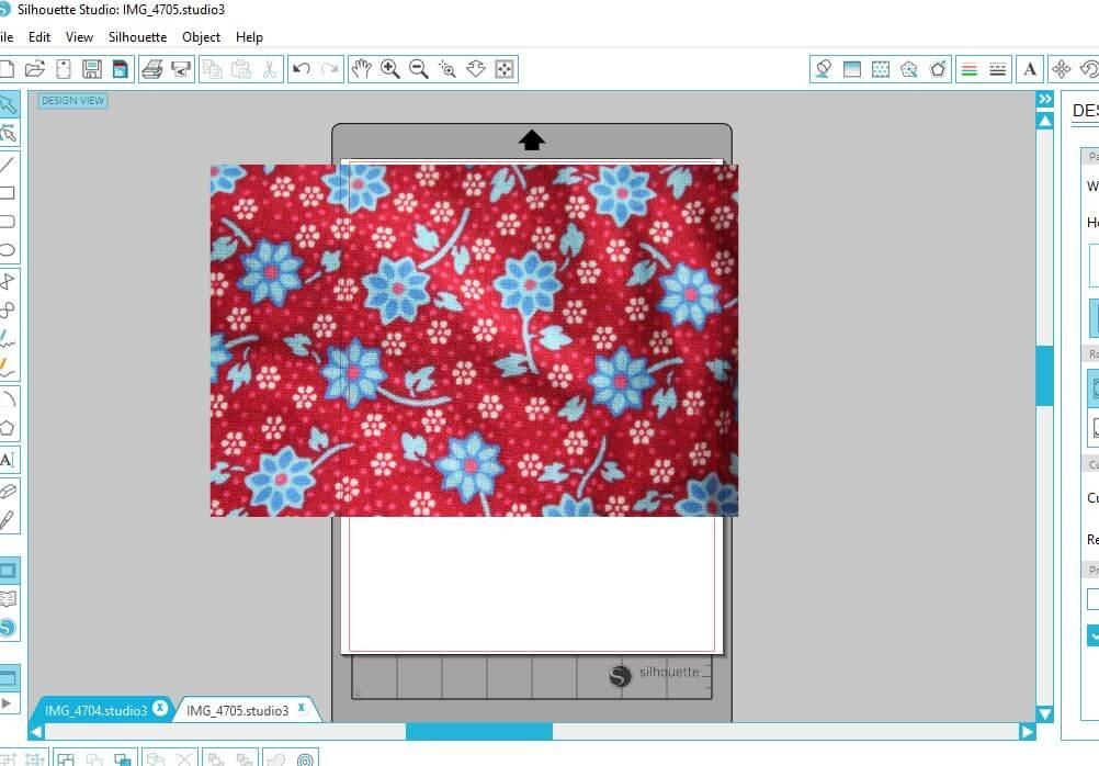 fabric transfer 1