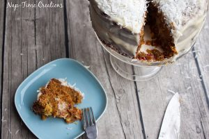 Raisin-Less Carrot Cake Recipe