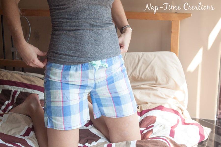womens-Pj-shorts-free-pattern-size-xxs-xxl-two-leg-lengths-from-Nap-Time-Creations-1