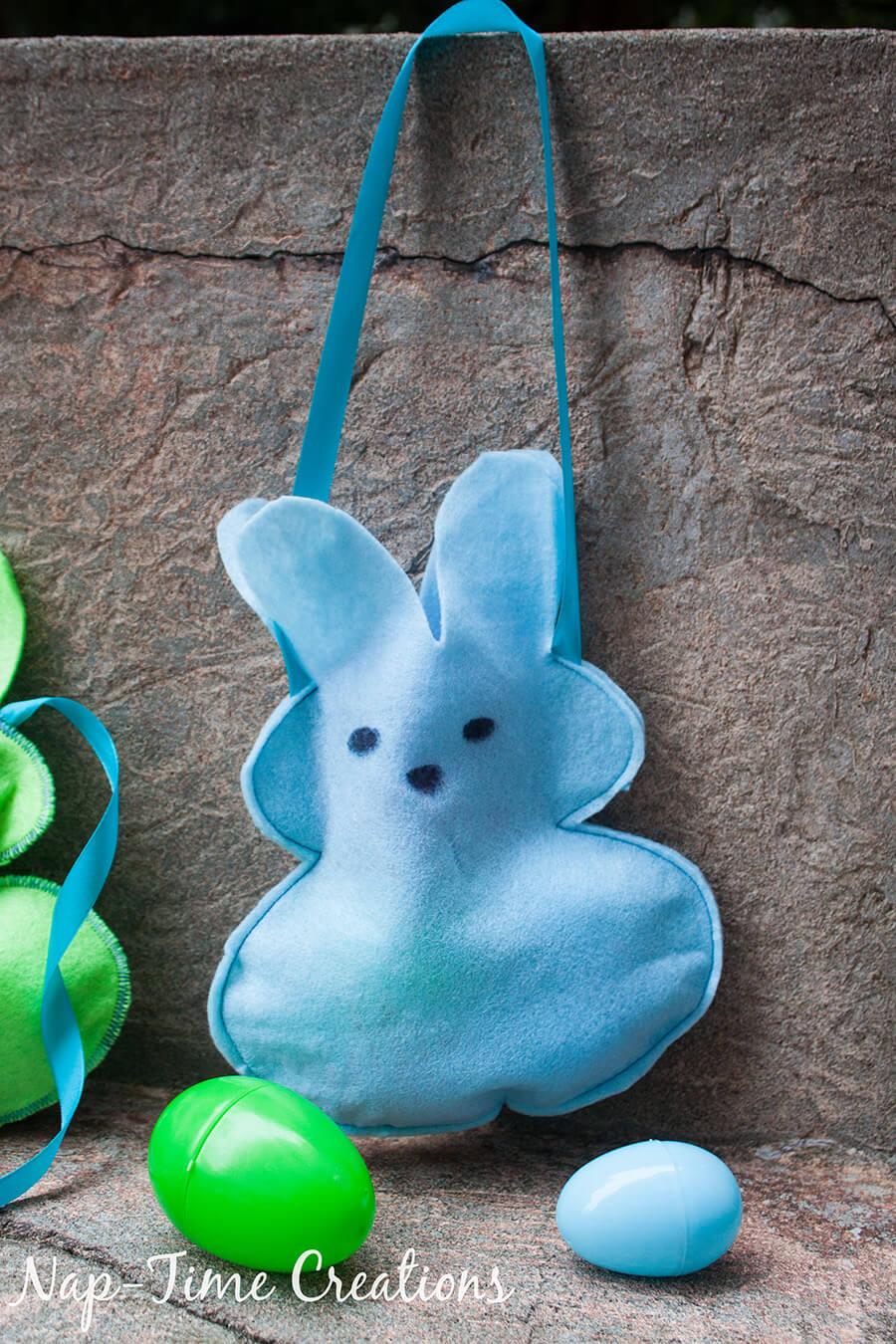 Easter Peeps Bunny Bags 3