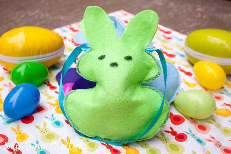 Easter Peeps Bunny Bags 5