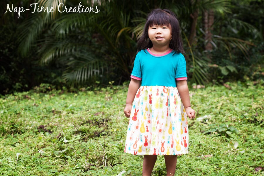 Easy zipper dress free pattern 25