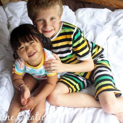 My favorite PJ Pattern for kids
