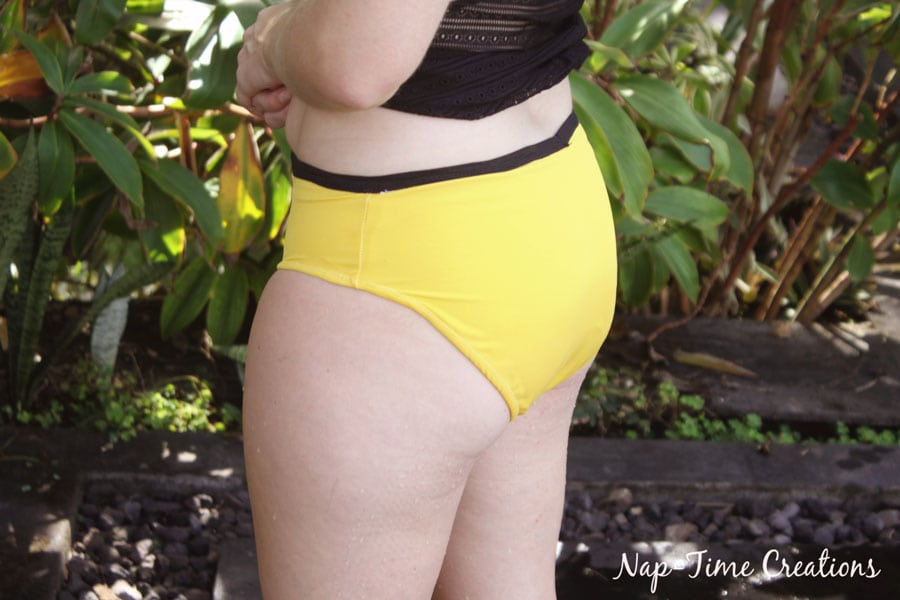 Womens Swim Bottoms Free Pattern