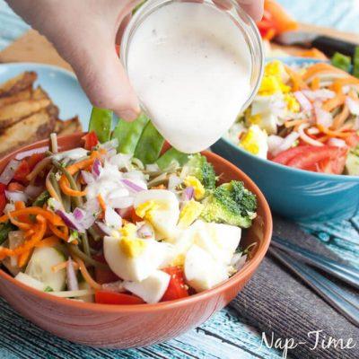 Super Salad Fresh Dinner Recipe