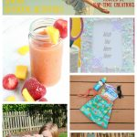 Confetti Picture Frame and Summer Fun #3