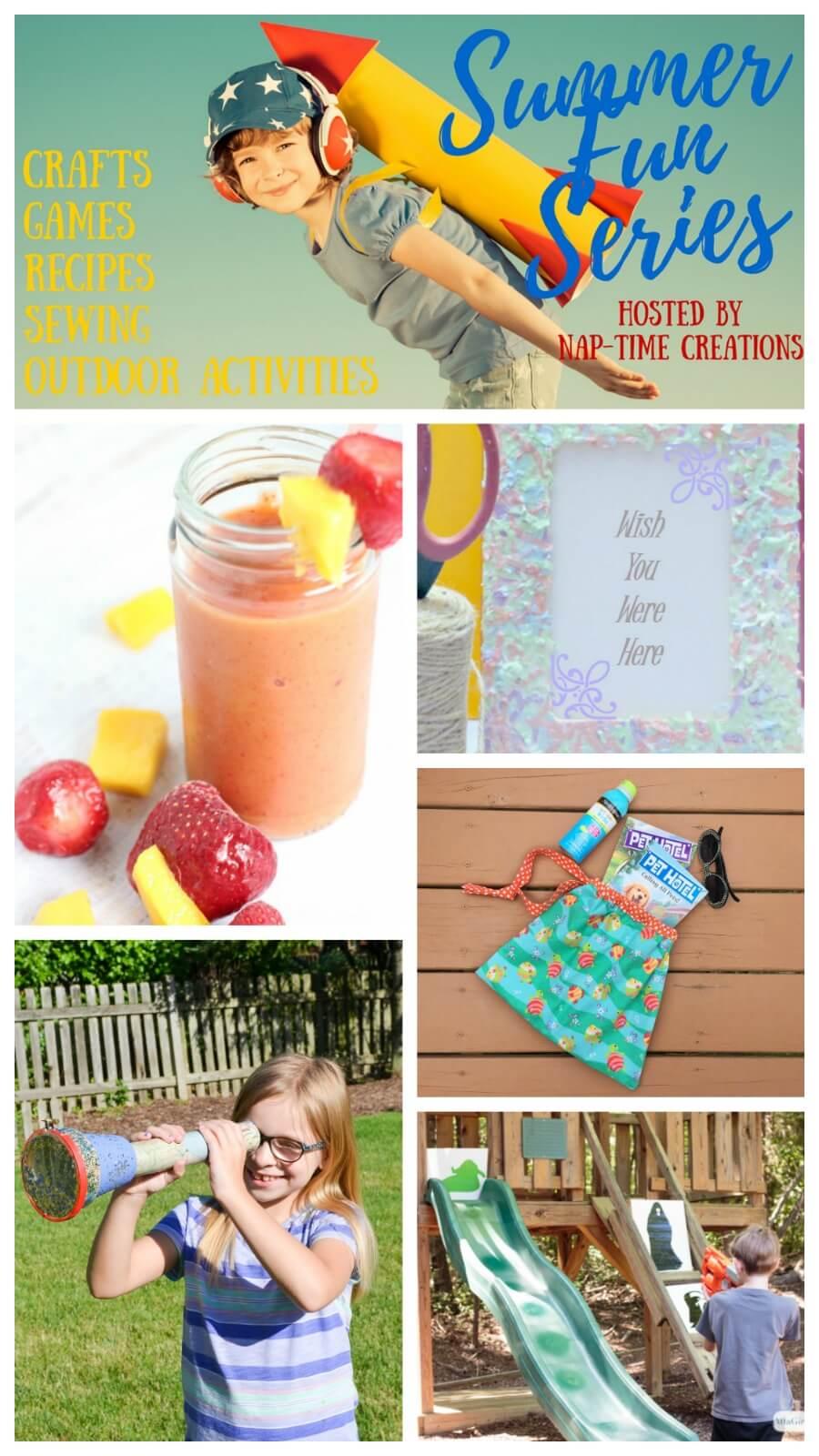 Strawberry Mango Smoothie Recipe