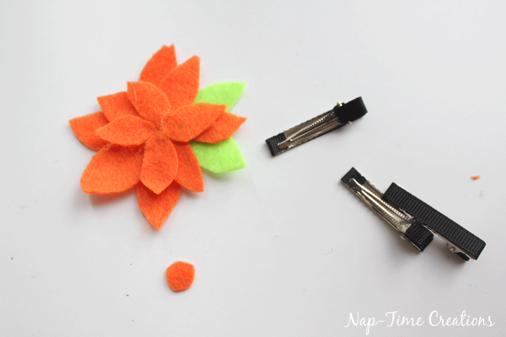 felt-flower-hair-clip-DIY-7