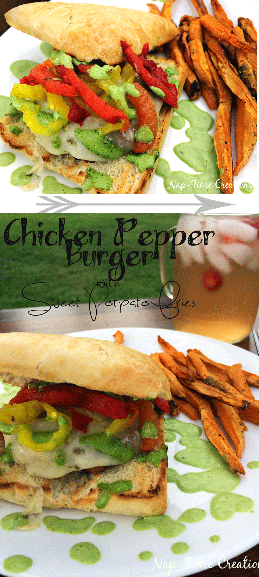 pepper-chicken-burger-with-sweet-potato-fries-from-Nap-Time-Creations