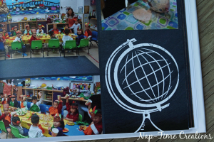 PreSchool Yearbook with Mixbook