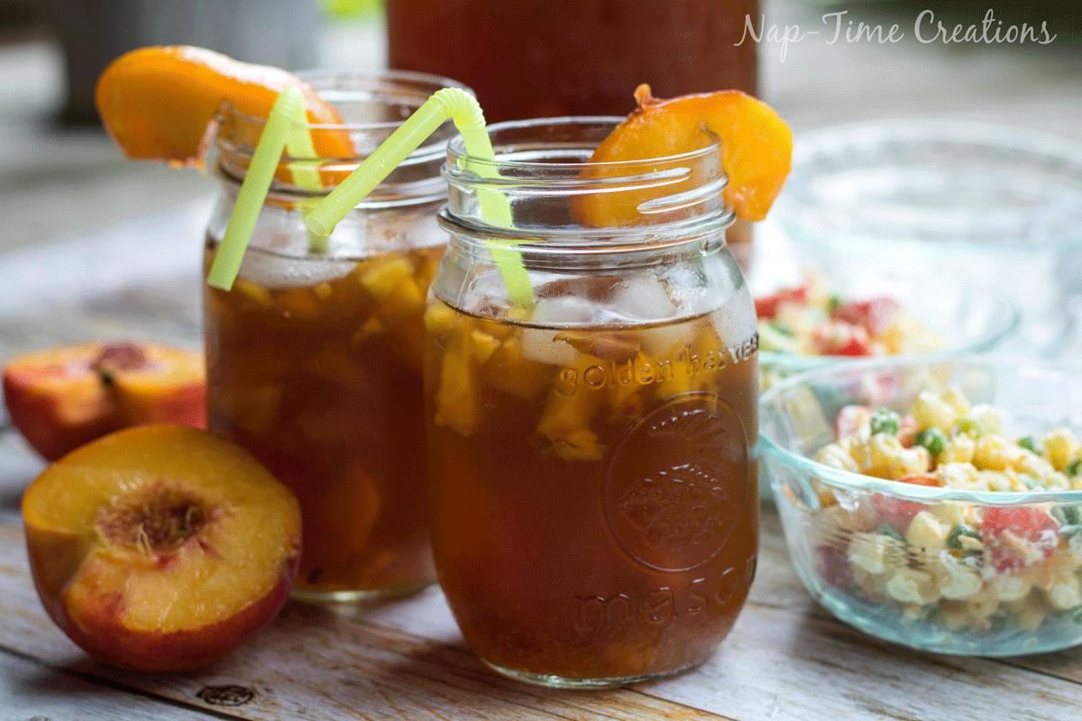 grilled-peach-tea-7