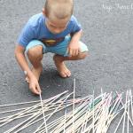 Large Pick Up Sticks & Summer Fun #5