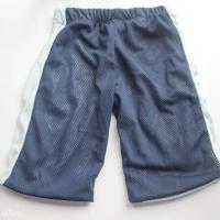 Mesh shorts free pattern