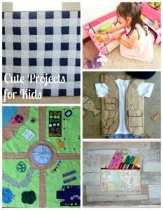 Cute Kids Projects and Create Link Inspire