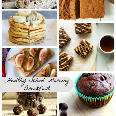 Healthy School Morning Breakfast and Create Link Inspire party