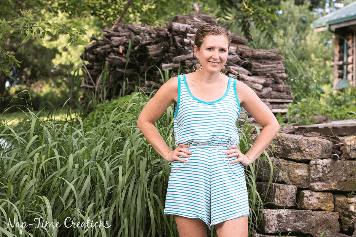 Womens-Free-Romper-Pattern-and-tutorial-size-xs-XL-by-Nap-Time-Creations-1