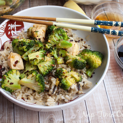 Szechuan Broccoli Recipe