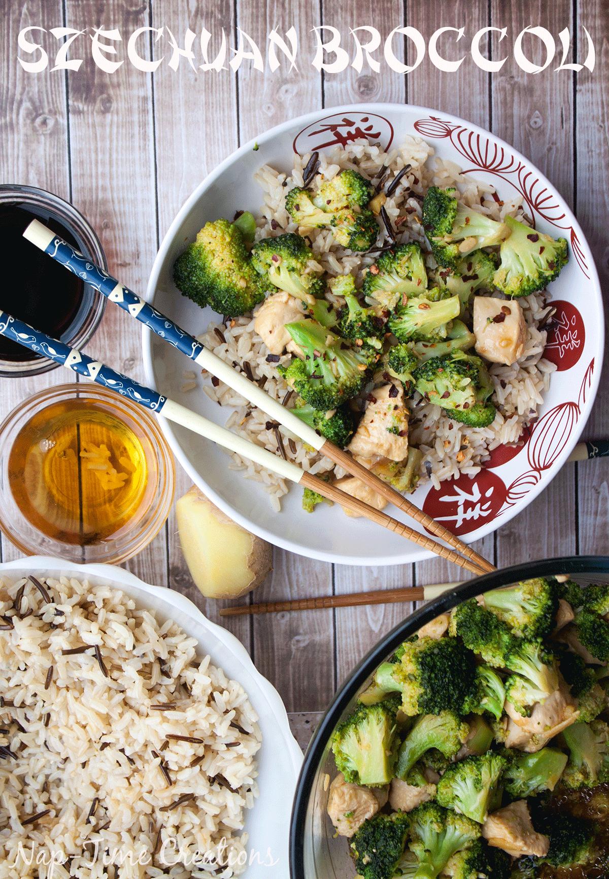 szechuan broccoli recipe from-Nap-Time-Creations
