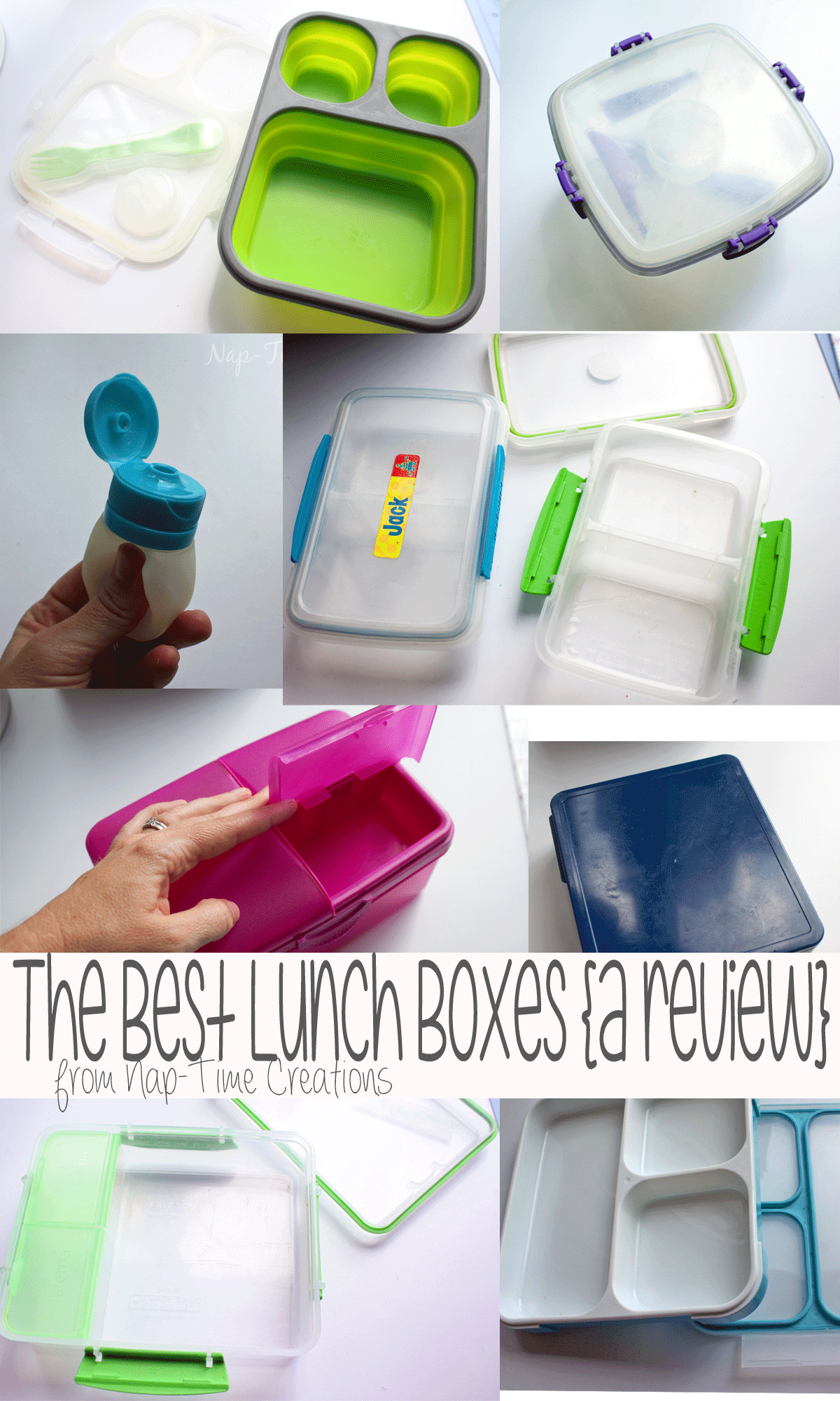 The best school lunch boxes review from Life Sew Savory