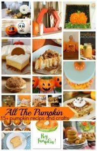 All The Pumpkin & Create Link Inspire