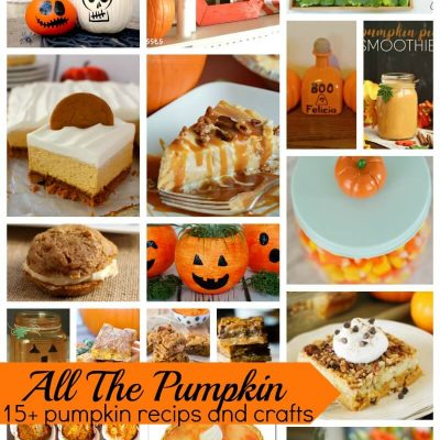 All The Pumpkin & Create Link Inspire