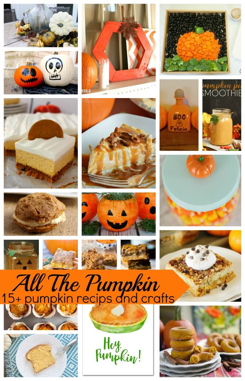 all the pumpkin 15-pumpkin-recipes-and-crafts-from-nap-time-creations