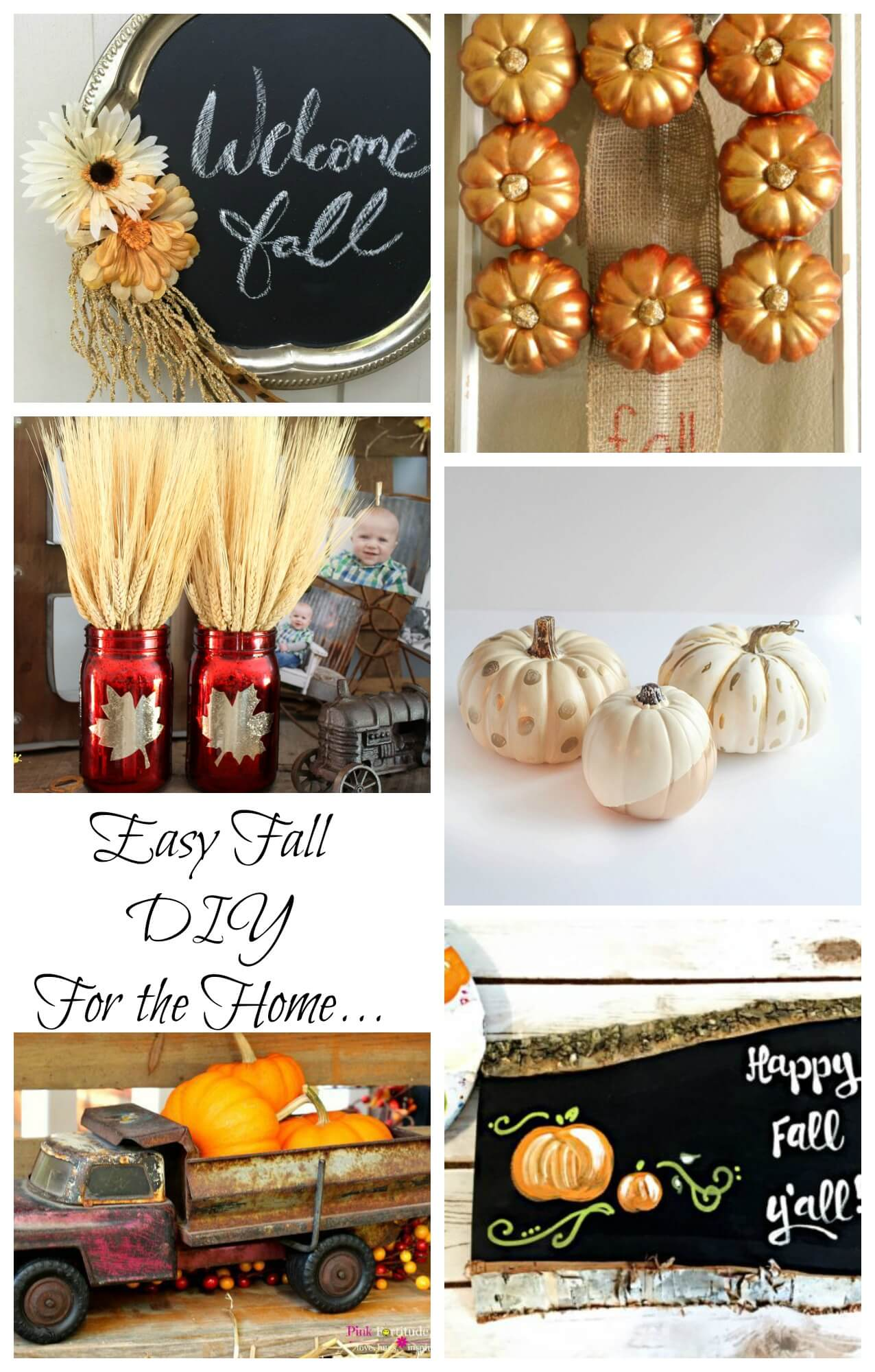 easy fall diy for the home features from Nap-Time Creations