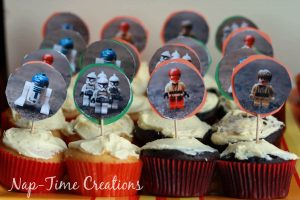 Easy Star Wars Birthday Party