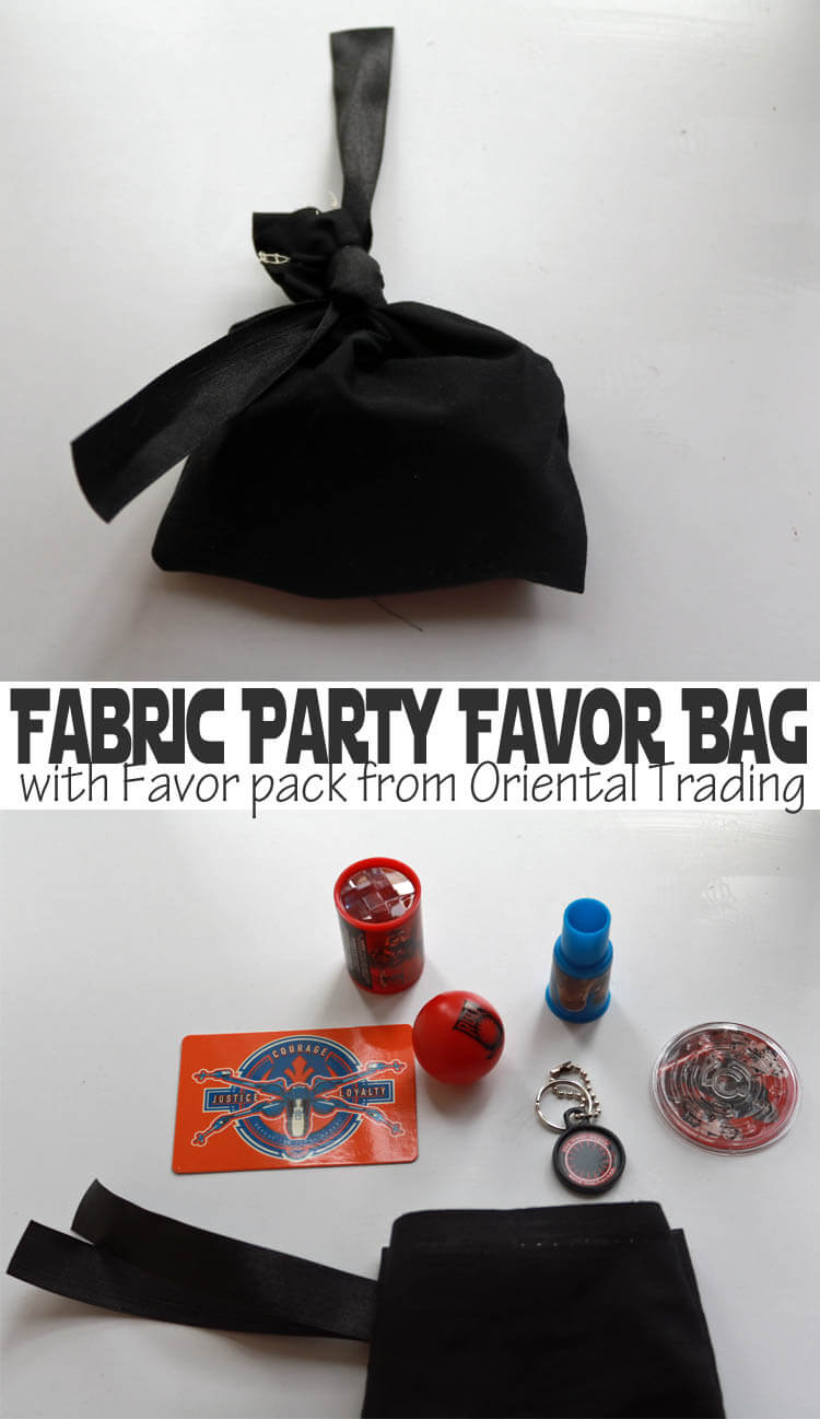 easy Star wars party favors from Nap-Time Creations
