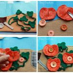 Fall Felt Playmat & Smiles with my Kids