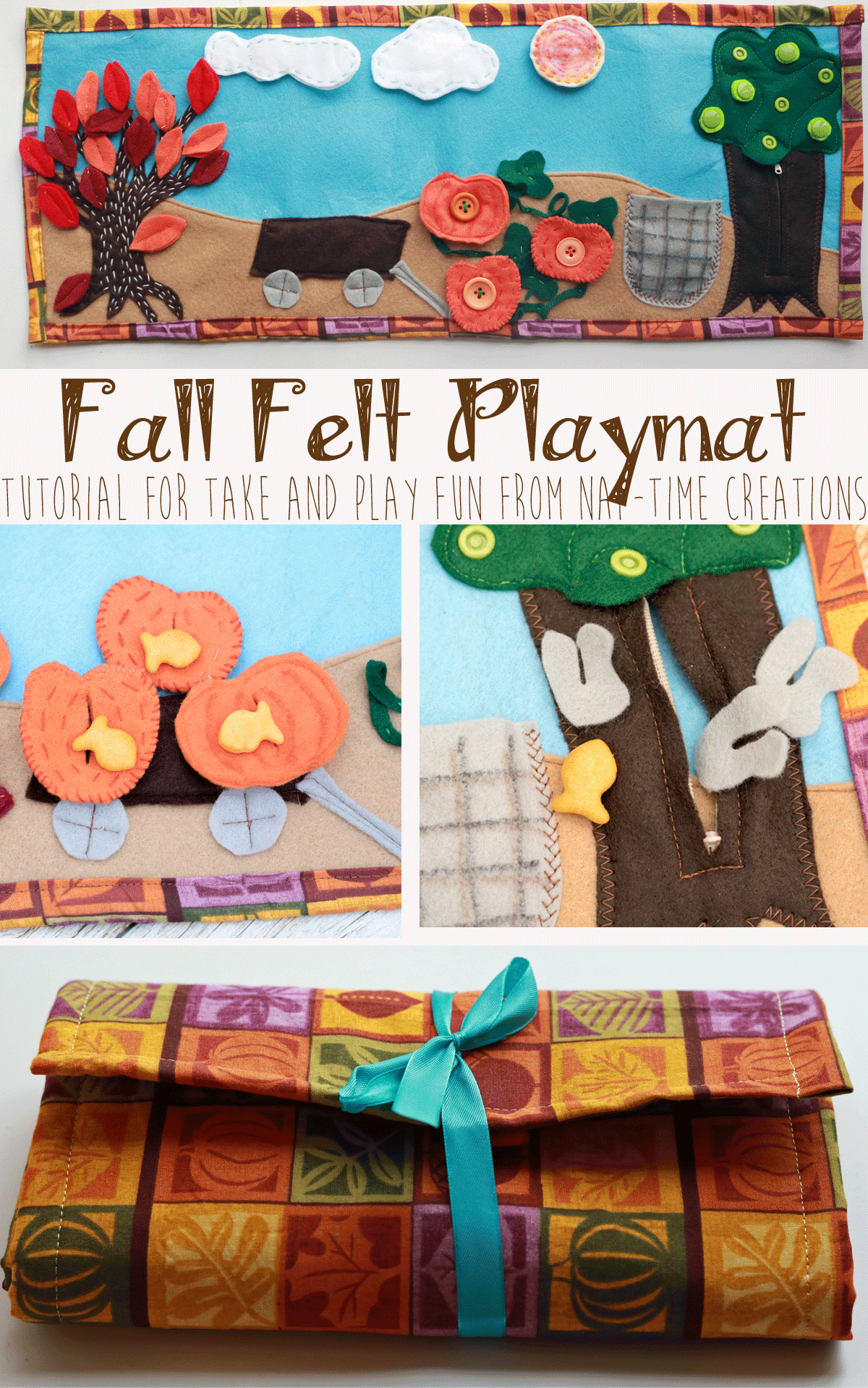 fall felt playmat tutorial-for-take-and-play-fun-from-nap-time-creations