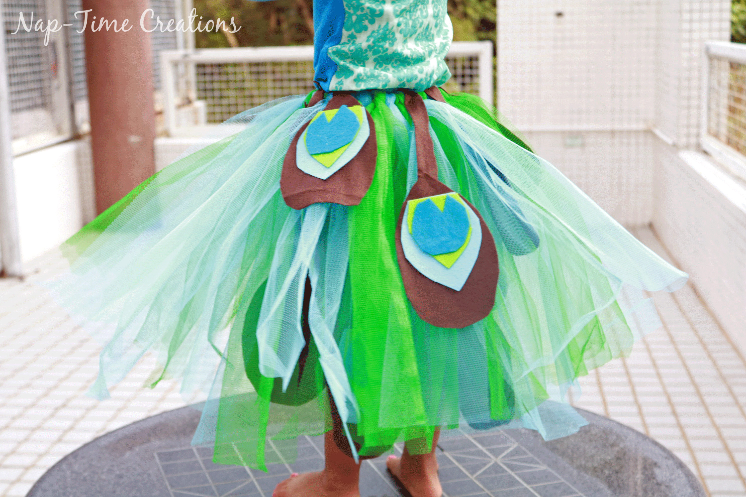 peacock-tutu-skirt