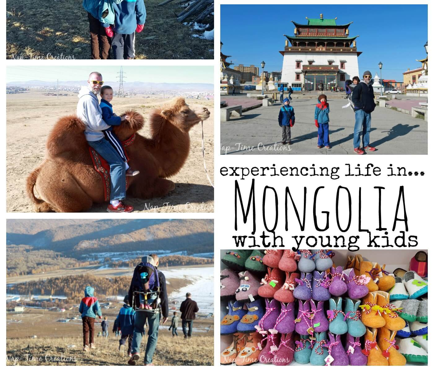 Experiencing Life in Mongolia